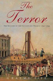 THE TERROR by Graeme Fife