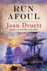 RUN AFOUL by Joan Druett