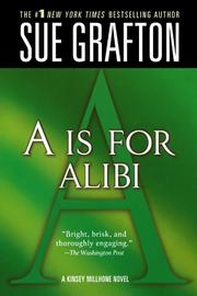 'A' IS FOR ALIBI by Sue Grafton