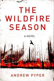 Cover art for THE WILDFIRE SEASON