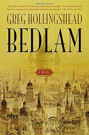 BEDLAM by Greg Hollingshead