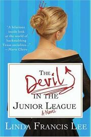 Cover art for THE DEVIL IN THE JUNIOR LEAGUE