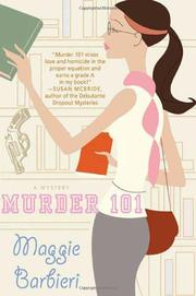 Book Cover for MURDER 101