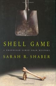 Book Cover for SHELL GAME