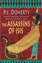 Book Cover for THE ASSASSINS OF ISIS