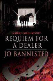 REQUIEM FOR A DEALER by Jo Bannister