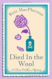 DIED IN THE WOOL by Rett MacPherson