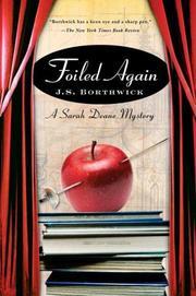 FOILED AGAIN by J.S. Borthwick