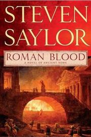 ROMAN BLOOD by Steven Saylor