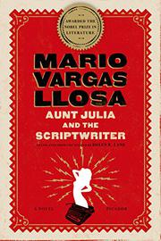 AUNT JULIA AND THE SCRIPTWRITER by Helen Lane