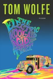 Cover art for THE ELECTRIC KOOL-AID ACID TEST