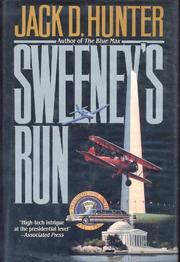 SWEENEY'S RUN by Jack D. Hunter