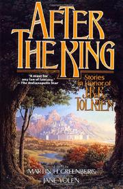 Book Cover for AFTER THE KING