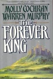 Cover art for THE FOREVER KING
