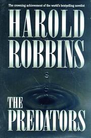 THE PREDATORS by Harold Robbins