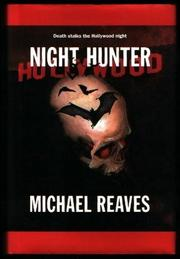 Cover art for NIGHT HUNTER