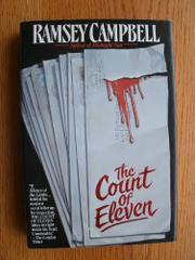 THE COUNT OF ELEVEN by Ramsey Campbell