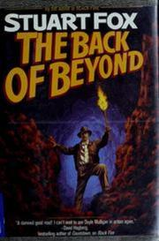 THE BACK OF BEYOND by Stuart Fox
