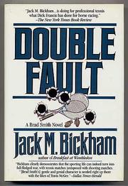 DOUBLE FAULT by Jack M. Bickham