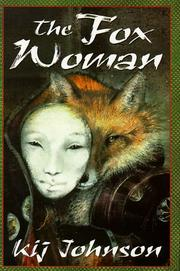 Cover art for THE FOX WOMAN