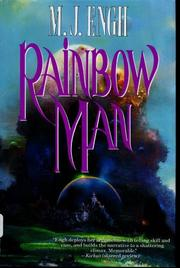 RAINBOW MAN by M.J. Engh