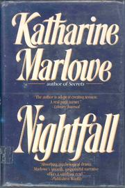 NIGHTFALL by Katharine Marlowe