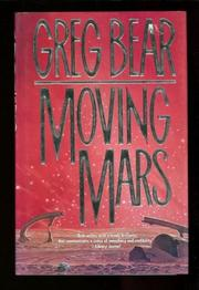 Cover art for MOVING MARS