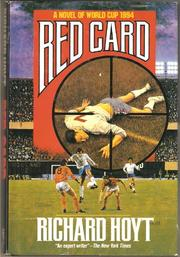 RED CARD by Richard Hoyt