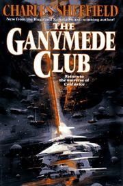 Book Cover for THE GANYMEDE CLUB