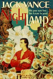 Book Cover for NIGHT LAMP