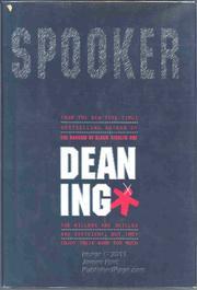SPOOKER by Dean Ing