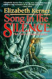 Cover art for SONG IN THE SILENCE