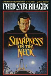 A SHARPNESS ON THE NECK by Fred Saberhagen