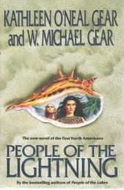PEOPLE OF THE LIGHTNING by Kathleen O'Neal Gear