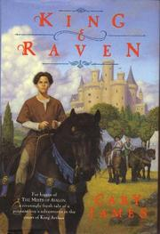 KING AND RAVEN by Cary James