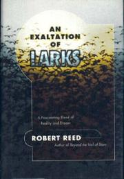 Book Cover for AN EXALTATION OF LARKS