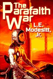 Book Cover for THE PARAFAITH WAR