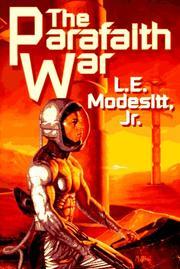 THE PARAFAITH WAR by Jr. Modesitt