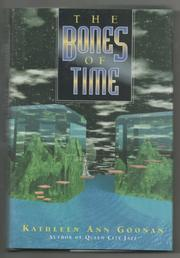 Cover art for THE BONES OF TIME