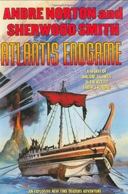 Cover art for ATLANTIS ENDGAME
