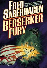 BERSERKER FURY by Fred Saberhagen