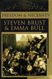 Cover art for FREEDOM AND NECESSITY