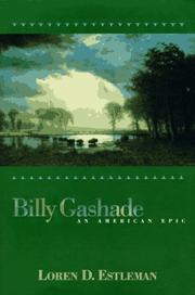 BILLY GASHADE by Loren D. Estleman