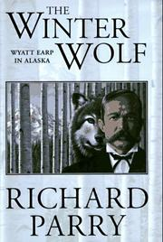 Book Cover for THE WINTER WOLF
