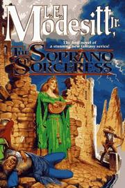Cover art for THE SOPRANO SORCERESS