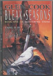 BLEAK SEASONS by Glen Cook