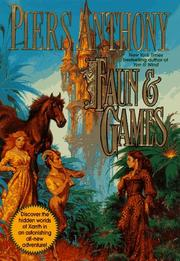 FAUN AND GAMES by Piers Anthony