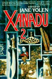 XANADU 2 by Jane Yolen