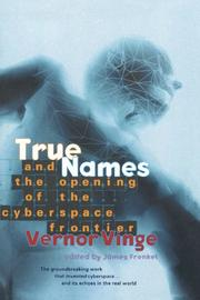 Book Cover for TRUE NAMES