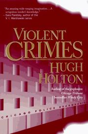 Cover art for VIOLENT CRIMES